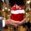 De la carte de vœux design au présent d'entreprise de fin d'année