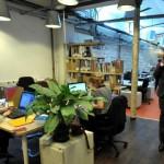 espace bureau coworking à paris : la ruche