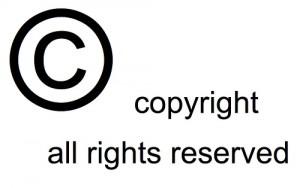 copyright droit d'auteur
