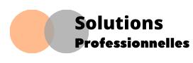 Logo solutions professionnelles