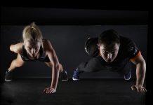 Homme et femme - pompe sport