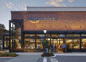 magasin Amazon Books