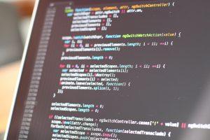 ligne de code site web