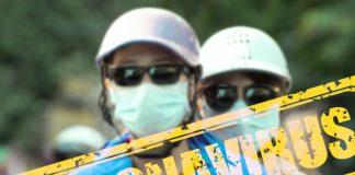 visage masque - coronavirus