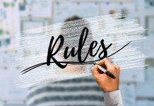 écriture règle anglais