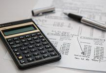 calculatrice et plan de financement