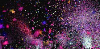confetti lancement