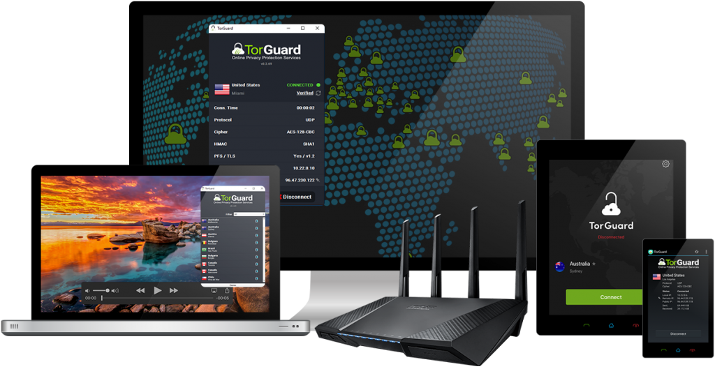 Tor Guard VPN