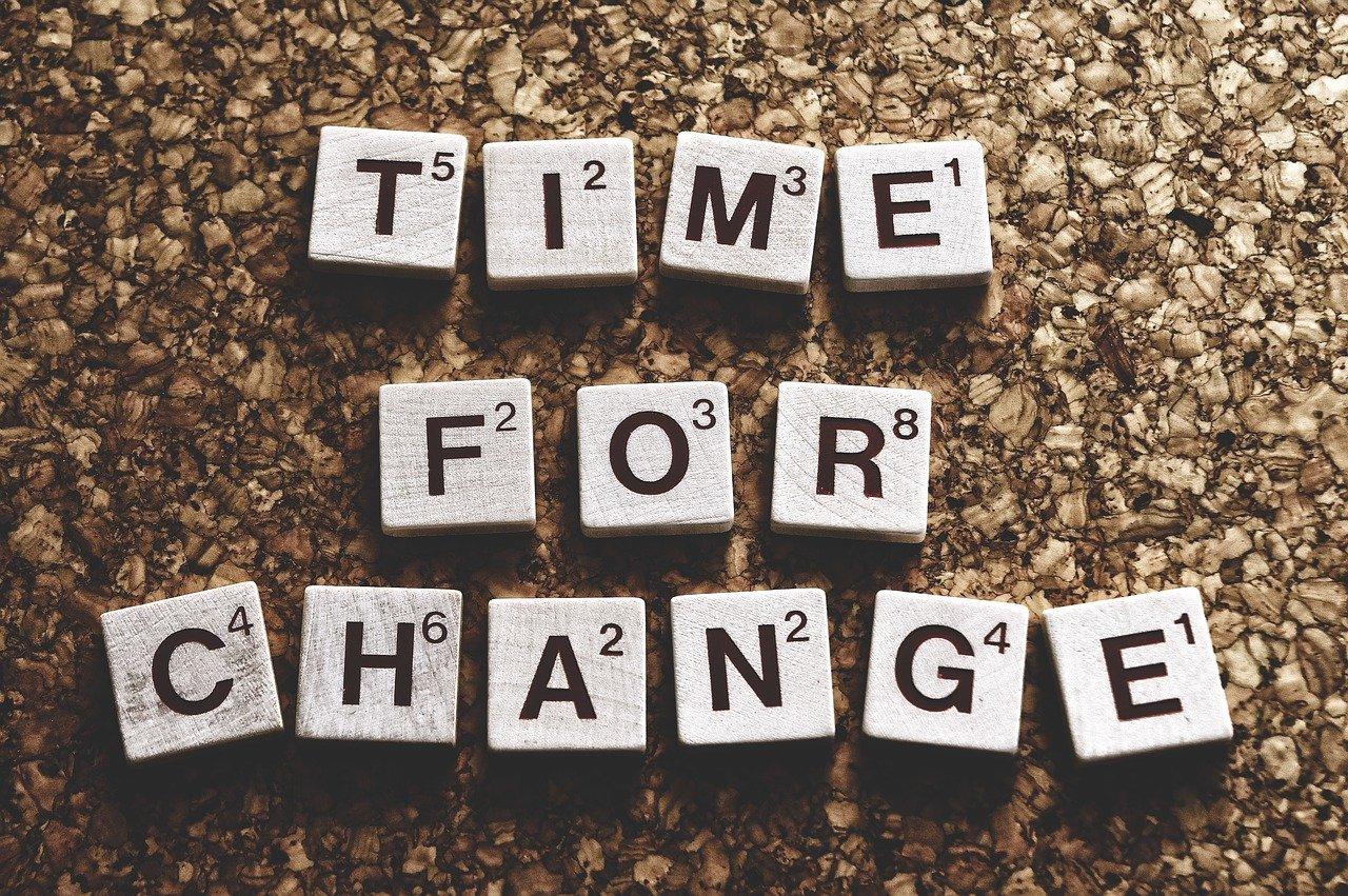 Conseils pour faire face au changement