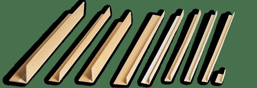 Quels sont les avantages des cornières en carton ?