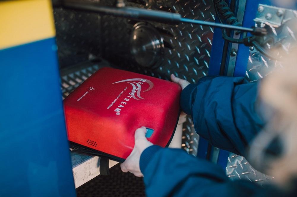 Les défibrillateurs sur les lieux de travail