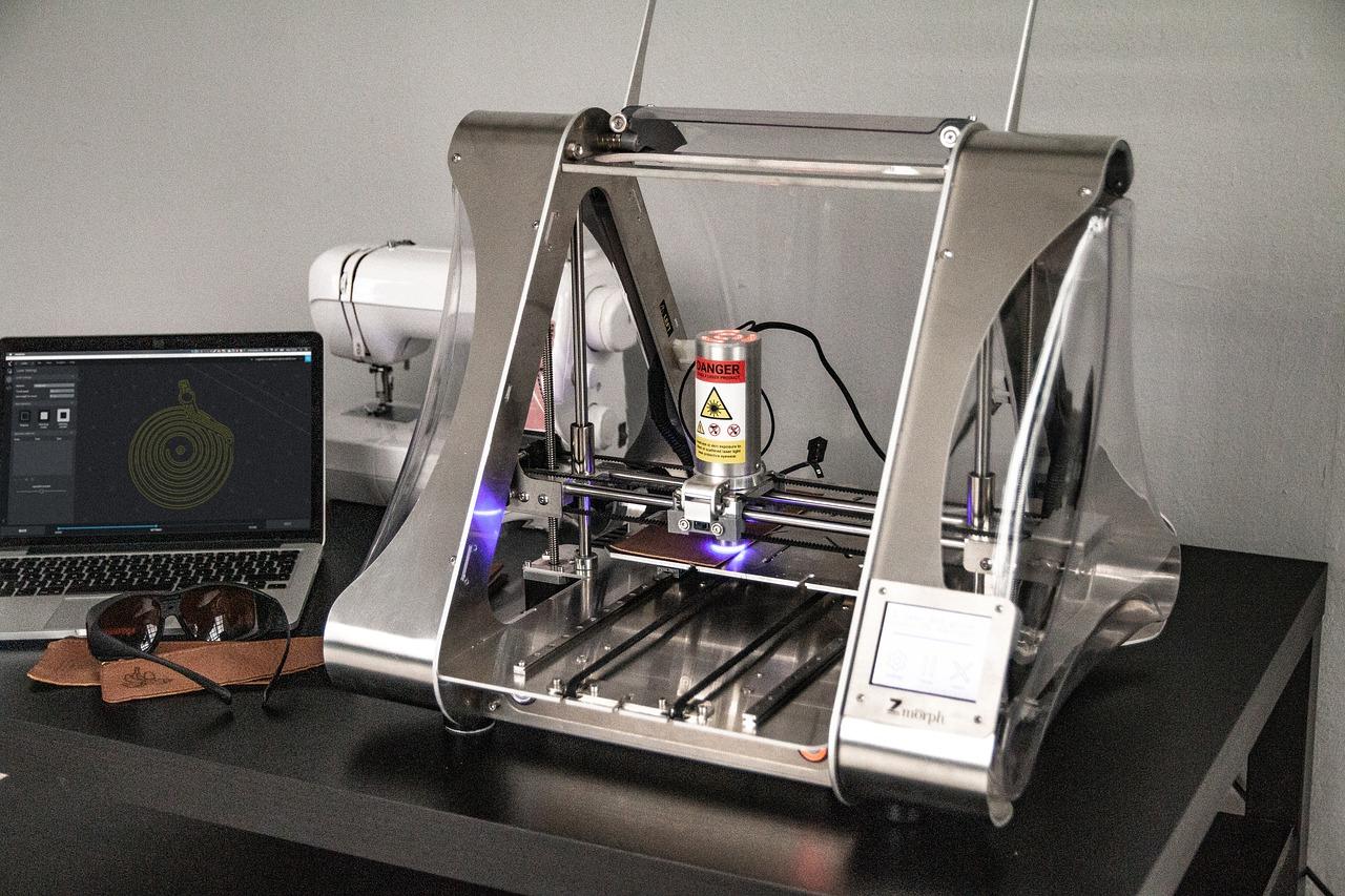 Devenir imprimeur 3D : un métier en plein essor